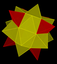 Stellated Miller polyhedron